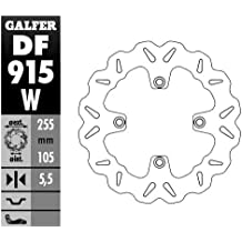 Front Galfer Floating Wave Brake Rotor Fits Triumph America 800 2002-2006