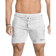 ECHT Repel Shorts Khaki V2 Running Lifting Bodybuilding Tight Fitted Workout Athletic