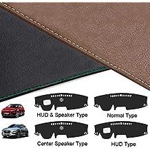 Custom Made Leather Edition Premium Dashboard Cover For Kia Picanto 2011 2016