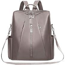 ZOMUSAR Fashion Women Outddor Bag Trend Multicolor Waterproof Oxford Multifunctional Backpack Shoulder Bag
