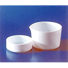 50 ml Dynalon 1211A20EA 355314-0050 PTFE Low form Evaporating Dish with Smooth Internal Finish
