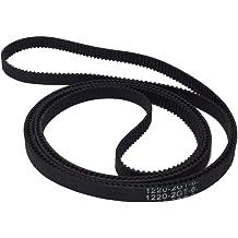 D/&D PowerDrive 6PK2400 Metric Standard Replacement Belt 0.86 Width 95.25 Length
