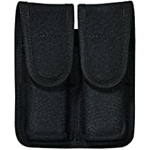 Bianchi Patroltek 8011 Black Hidden Snap Compact Flashlight Pouch