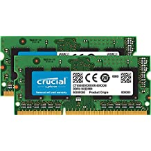 NEW Crucial 8GB DDR4-2133 SODIMM 1.2V CL15 Laptop Memory RAM CT8G4SFD8213 Sealed