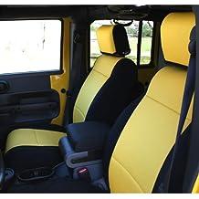 Coverking CSC2S3TT9836 Custom Made Seat Cover 2 Pack