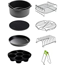 Non-stick Dishwasher Safe Range Protectors For Kitchen Reusable Middle Gas Liners And Single Burner cover RST Center Burner Covers XL 6 Pack