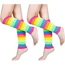BLongTai Knee High Compression Socks Yellow Element for Women and Men Sport Crew Tube Socks