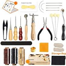 Ubuy Oman Online Shopping For leather tools in Affordable Prices