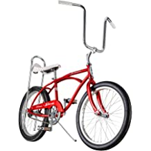 """16/"""" Vinyl White Banana Seat Vintage Schwinn Bicycle Bike Lowrider Saddle"""