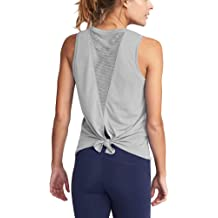 9e15f08329 Mippo Women's Cute Yoga Workout Mesh Shirts Activewear Sexy Open Back  Sports