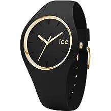 36cb93536ec6e Ice-Watch - ICE Glam Black - Women's Wristwatch with Silicon