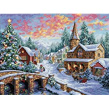 Dimensions Counted Cross Stitch Kit ~ One Love Wedding Record #6897