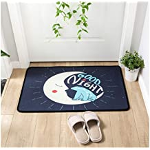 Full Shop Can Be Customized Mbd Qiangda Kitchen Carpet Corridor Runner Oil-Proof Bathroom Anti-Skid PVC Waterproof Mat Color : A, Size : 0.65x6m