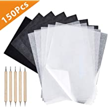 Top Flight Tracing Paper Tablet White Erasable Surface 40 Sheets Transparent 9 x 12 Inches 65301