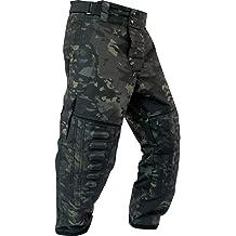 Valken V-Tac Tactical Kilo Paintball Jersey Protective Tiger Stripe Camo XL