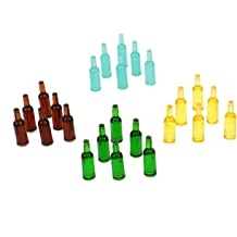 Darice 230619 Timeless Miniatures Assorted Soda Cans 0.3125 x 0.5-Inches, Pack of 6