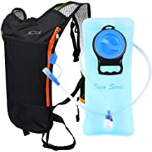 a7e8233279 Baen Sendi Hydration Pack with 2L Backpack Water Bladder - Great for  Outdoor Sports of Running
