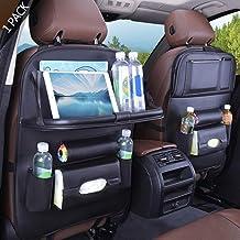 4 Pack Car Seat Back Hook,Car SUV Back Seat Headrest Hanger Storage Hooks Best Car Accessories KONGDY Car Headrest Hook