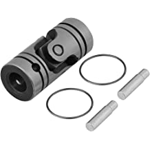 Viega 39040 ProRadiant GeoFusion HDPE Socket Fusion Adapter Coupling with 3//4-Inch by 1-Inch IPS x M NPSM 20-Pack