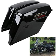 Lower Vented Fairing For Harley FLHT FLHX FLHR 2014-2018 17 XFMT 6-1//2 Speaker Box Pod