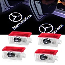 Aukur Car Door Logo Projector Shadow Ghost welcome Light for Land Rover 2-Pack