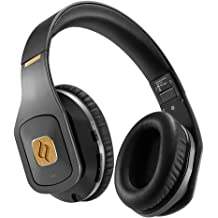 ebccdd3c75d Noontec Hammo Wireless Professional Monitor Headphones for Studio Mixing  Recording Superior Sound Over Ear Rechargeable 50