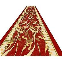 Mbd Low-Leam Hotel Corridor Aisle Wear-Resistant Non-Slip Soft Touch Customizable Soft Cut Color : A, Size : 1x10m