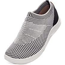 UIN Mens Riverside Knit Travel Casual Shoes