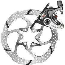 TRP Spyre C Mechancial Disc Brake Dual Side Actuation F/&R w// Rotor Set