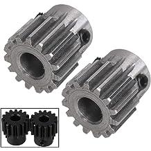 Newsmarts 45 Steel Metal Steel Gear Wheel 70 Teeth 12mm Bore 1 Module Spur Gear