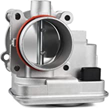 2011-2012 Ram 1500//2500// 3500 4591847AC 2005-2010 Dodge Ram 1500//2500 2009-2012 Dodge Challenger ECCPP 90mm Enlarged Throttle Body Air Control Assembly Fit For 5.7L 2005-2012 Chrysler 300