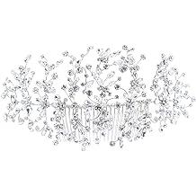 639f07d321d Big Crystals Bridal Wedding Soft Headband Hairband Tiara Hair Jewelry  Accessories Hairpieces 0621R