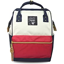 7489aaa13ff [Anero] [Official] Poly Canvas Cap Mini Backpack AT-B0197B Tricolor