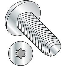 0.08 1.18 2.3 mm 30 mm Diameter Screw 100 Pcs. Long Thread Forming Plastite Alternative 302 Stainless Steel Black or Silver Pan Head Phillips