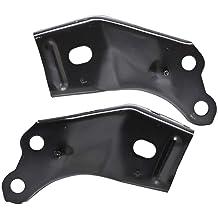 52116-02240 TO1042123 TO1043123 Parts N Go 2014-2016 Toyota Corolla Bumper Bracket Set Driver /& Passenger Reinforcement Support Pair LH//RH 52115-02240