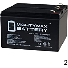 Mighty Max Battery 12V 75AH Internal Thread Battery Replacement for APC Smartcell XR Brand Product