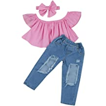 Lanhui/_Sunny Infant Baby Girl Floral Splice Hoodie Tops+Pants Outfits Clothes Set