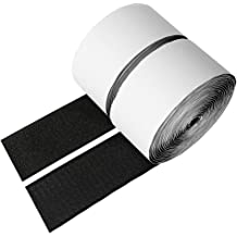 YKK Sew on Hook /& Loop Tape Fastening Products Group 5 or 10 Yds Black White