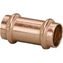 """Coupling ProPre Fittings 3//4/"""" Propress Copper Fittings.Tees Elbows Lot of 30"""