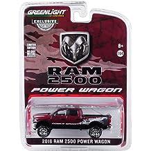 GREENLIGHT 2016 DODGE RAM 2500 POWER WAGON PICK UP TRUCK 1//64 BLUE 29983