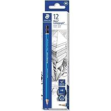 Staedtler Lumocolor correctable 305 Non-perm dry erase pen F Blue 10 ea 305 F-3