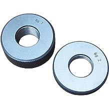 Othmro Radius Gauge R1-6.5 Stainless Steel 1Pcs Measuring Tool for Tool Die Makers Machinists