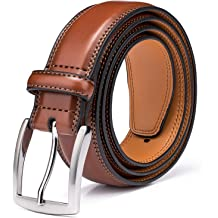 9a3b1ed9fa Timberland Men's Classic Leather Jean Belt. OMR 8 OMR 11. Men's Genuine  Leather Dress Belts Made with Premium Quality - Classic and
