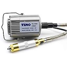 "1//4/""Dx6/""L Shank TEMO SC-5L6 NF Aluminum Cut Carbide Burr File 1//2/""Cylinder Ball"