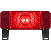 Optronics LPL55CPGP White LED License Plate Light with Bracket