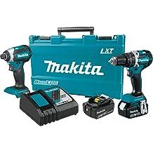 "Makita XDT11Z 18V Li-Ion 1//4/"" Cordless Impact Driver 3.0 Ah Battery Charger Kit"