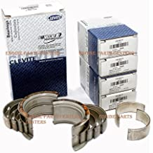 402 Clevite MS829P Main Bearing Set:Chevrolet Pass /& Trk 366 396 427 454,