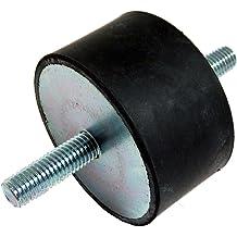 500-1000lbs Capacity Mason MLS-1000 Neoprene//Steel Machine Leveling Mount 2-3//8 Top Diameter