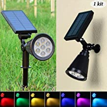 YLOVOW Garden Lights Green//Blue Starry Moving Lamp Bluetooth Speaker Outdoor&Indoor Waterproof Landscape Lights for Theme Party Wedding Night Club Yard and Garden