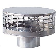12 High GELCO 17 x 41 Gelco Stainless Steel Multi-flue Chimney Protector Cap W//swingtabs 3//4 Mesh 13248 12 High 3//4 Mesh 13248